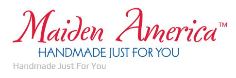 Maiden America Handmade Just For You logo - Aliza Wiseman